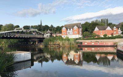 Northwich Waterways
