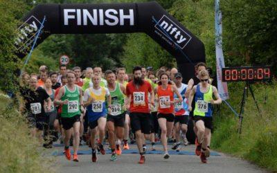 Running in Northwich