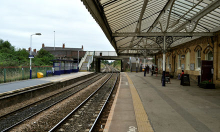 Northwich Train Station