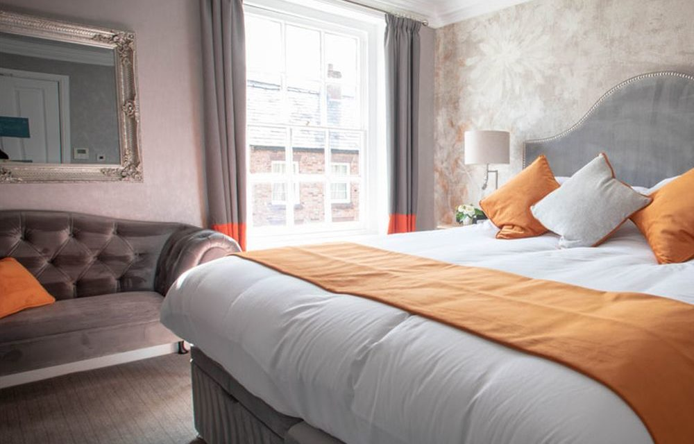 Northwich Business Part of the Fabric of Cheshire's Newest Boutique Hotel