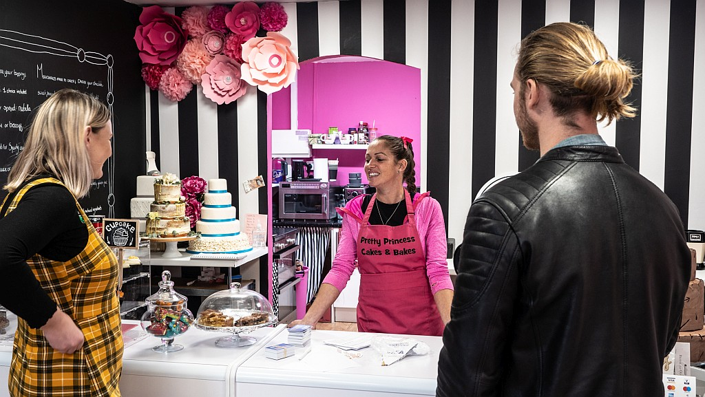 Cake Business on the rise ahead of Great British High Street Judging Day