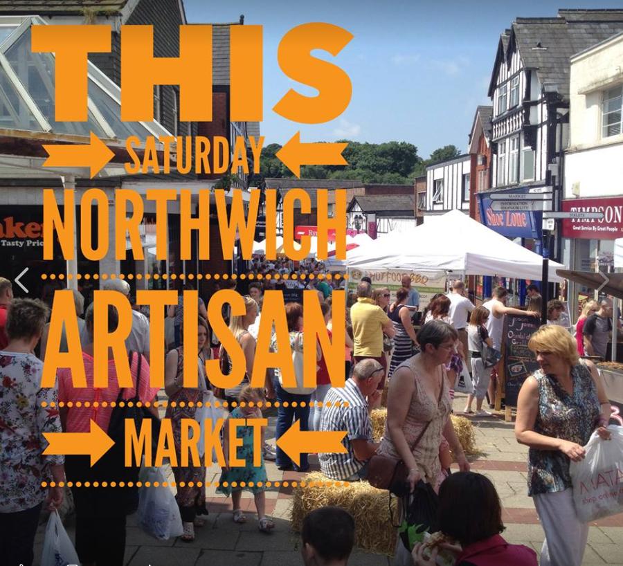 northwich artisan market