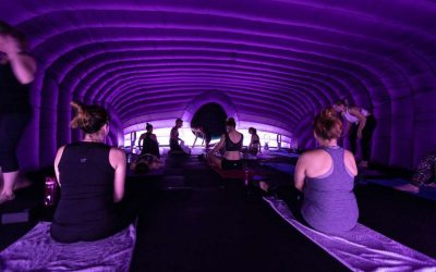 Turn the heat up this January with Hotpod Yoga