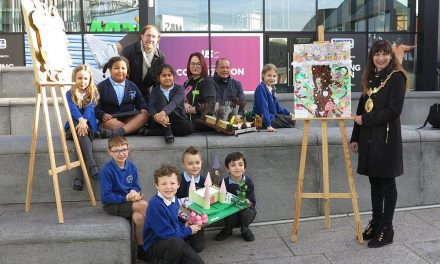 Primary Schools' Art Trail returns to Northwich