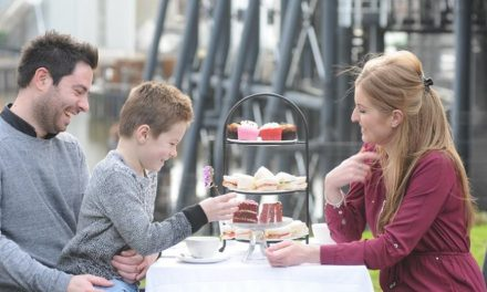 Enjoy a stylish Mother's Day at the Anderton Boat Lift