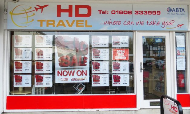 Live From Northwich: Featuring HD Travel