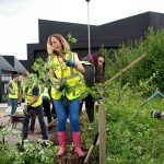 Northwich BID helps make the town greener and cleaner