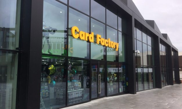Live From Northwich: Featuring the All-New Card Factory Store!