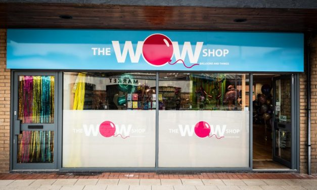 Live From Northwich! Featuring The Wow Shop