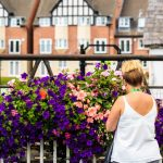 Judges visit Northwich as part of North West in Bloom Awards